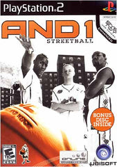 AND 1 Streetball (Limit 1 copy per client) (PLAYSTATION2)