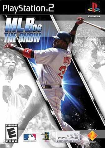 MLB 06 - The Show (PLAYSTATION2) PLAYSTATION2 Game