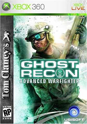 Tom Clancy s Ghost Recon - Advanced Warfighter (Bilingual Cover) (XBOX360) XBOX360 Game