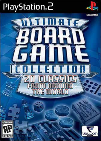 Ultimate Board Game Collection - 20 Classics from Around the World (PLAYSTATION2) PLAYSTATION2 Game