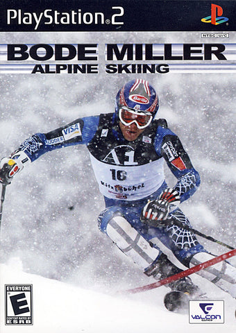 Bode Miller Alpine Skiing (Limit 1 copy per client) (PLAYSTATION2) PLAYSTATION2 Game