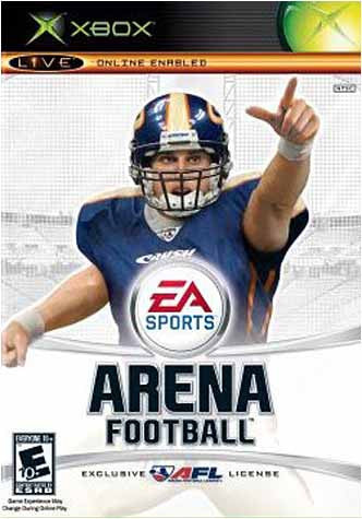 Arena Football (XBOX) XBOX Game