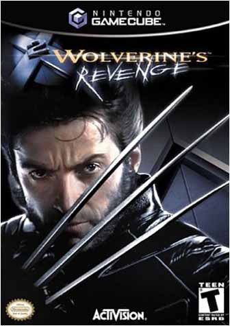 X2 Wolverine's Revenge (GAMECUBE) (USED) GAMECUBE Game