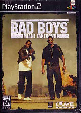 Bad Boys - Miami Takedown (Limit 1 copy per client) (PLAYSTATION2) PLAYSTATION2 Game