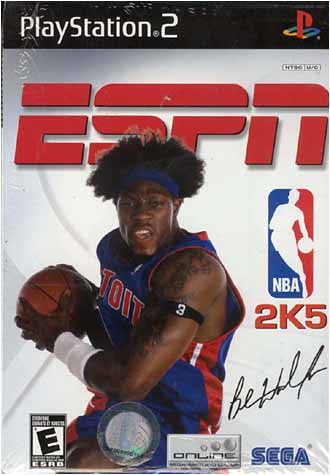 ESPN NBA 2K5 (PLAYSTATION2) PLAYSTATION2 Game
