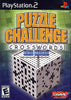 Puzzle Challenge Crosswords & More (PLAYSTATION2) PLAYSTATION2 Game