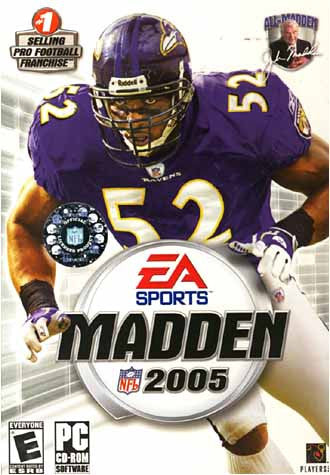 Madden NFL 2005 (Limit 1 copy per client) (PC) PC Game