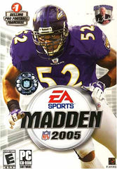 Madden NFL 2005 (Limit 1 copy per client) (PC)