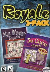 Royale 2 Pack-Ka Kuro Royale / Su Doku Royale (PC)