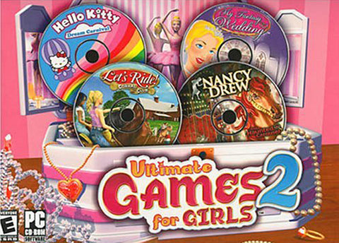 Ultimate Games for Girls 2 (PC) PC Game
