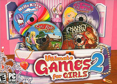 Ultimate Games for Girls 2 (PC)