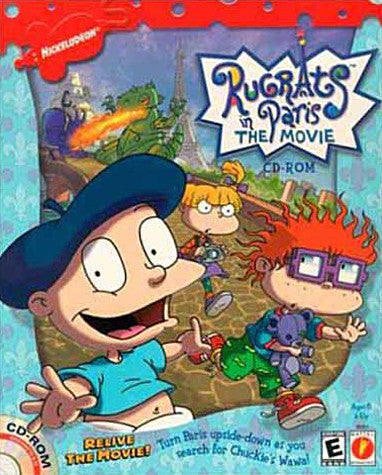 Rugrats in Paris - The Movie (PC) PC Game