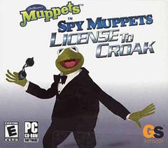 Spy Muppets - License to Croak (Jewel Case) (PC)