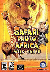 Safari Photo Africa - Wild Earth (PC)
