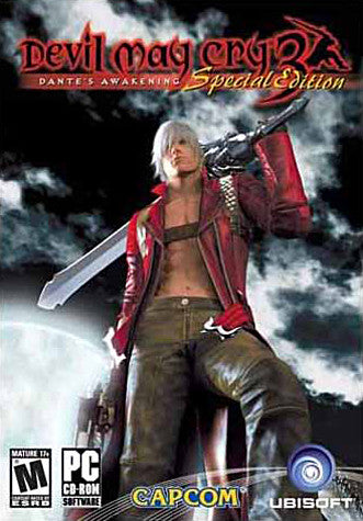 Devil May Cry 3 - Dante's Awakening (Special Edition) (PC) PC Game