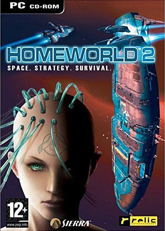 Homeworld 2 (European) (PC) PC Game