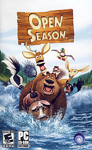 Open Season (Limit 1 copy per client) (PC) PC Game