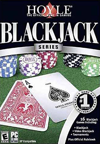 Hoyle Blackjack Series (PC) PC Game