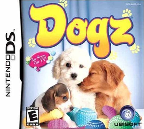 Dogz (DS) DS Game