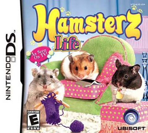 Hamsterz Life (DS) DS Game