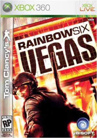 Tom Clancy s - Rainbow Six Vegas (Bilingual Cover) (XBOX360) XBOX360 Game
