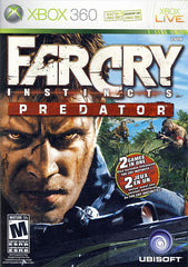 Far Cry Instincts - Predator (Bilingual Cover) (XBOX360)