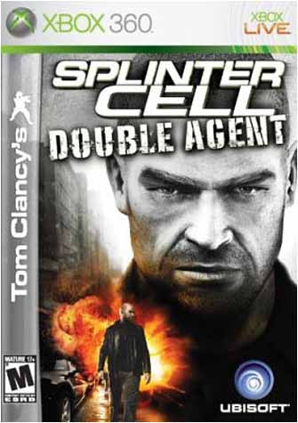 Tom Clancy s Splinter Cell - Double Agent (Bilingual Cover) (XBOX360) XBOX360 Game
