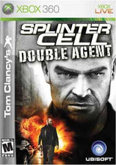 Tom Clancy s Splinter Cell - Double Agent (Bilingual Cover) (XBOX360)