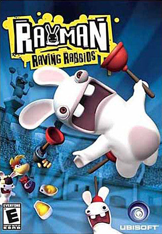 Rayman - Raving Rabbids (Limit 1 per Client) (PC) PC Game