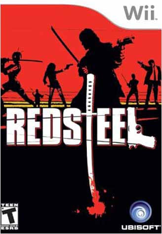 Red Steel (NINTENDO WII) NINTENDO WII Game