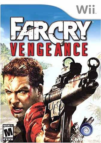 Far Cry - Vengeance (NINTENDO WII) NINTENDO WII Game