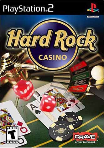 Hard Rock Casino (PLAYSTATION2) PLAYSTATION2 Game