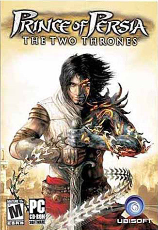 Prince of Persia - The Two Thrones (PC) PC Game