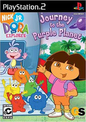 Dora The Explorer - Journey to The Purple Planet (Limit 1 copy per client) (PLAYSTATION2)