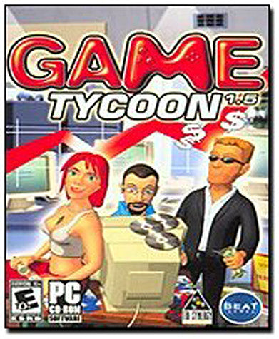 Game Tycoon 1.5 (PC) PC Game