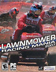 Lawnmower Racing Mania 2007 (PC)