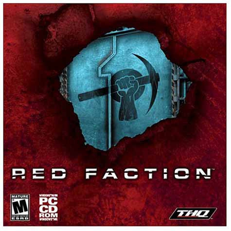 Red Faction (Jewel Case) (PC) PC Game