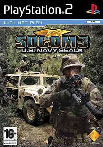 Socom 3 - U.S. Navy Seals (PLAYSTATION2) PLAYSTATION2 Game