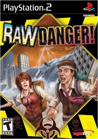Raw Danger (PLAYSTATION2) PLAYSTATION2 Game