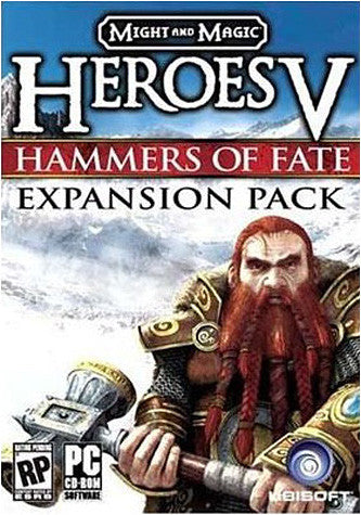 Heroes of Might and Magic V - Hammers of Fate Expansion Pack (PC) PC Game