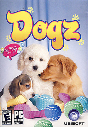 Dogz (Limit 1 copy per client) (PC) PC Game