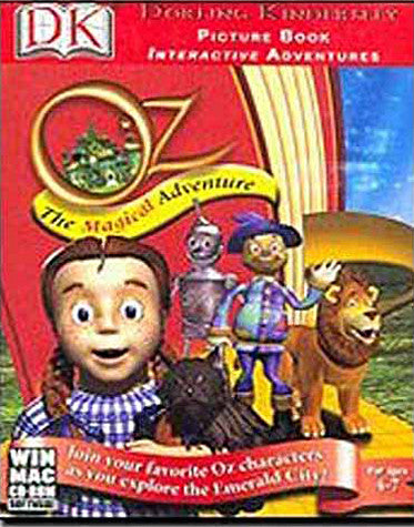 Oz - The Magical Adventure (PC) PC Game