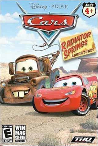 Cars - Radiator Springs Adventures (Win/Mac) (PC) PC Game