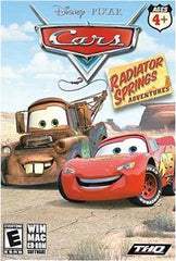 Cars - Radiator Springs Adventures (Win/Mac) (PC)