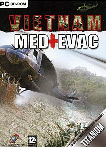 Vietnam MED+EVAC (French Version Only) (PC) PC Game