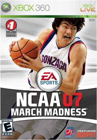 NCAA March Madness 07 (XBOX360) XBOX360 Game
