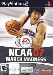 NCAA March Madness 07 (Limit 1 copy per client) (PLAYSTATION2)