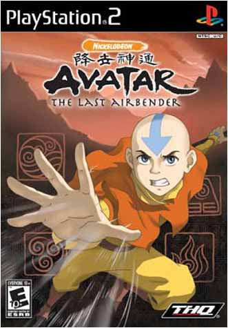 Avatar - The Last Airbender (PLAYSTATION2) PLAYSTATION2 Game