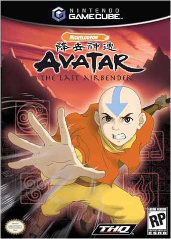 Avatar - The Last Airbender (GAMECUBE) GAMECUBE Game