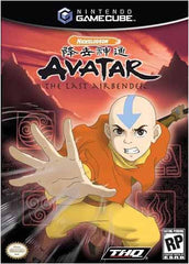Avatar - The Last Airbender (GAMECUBE)
